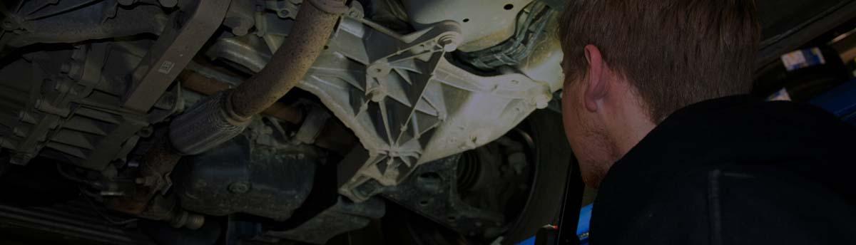 Exhaust repair Walsall Wood and Aldridge