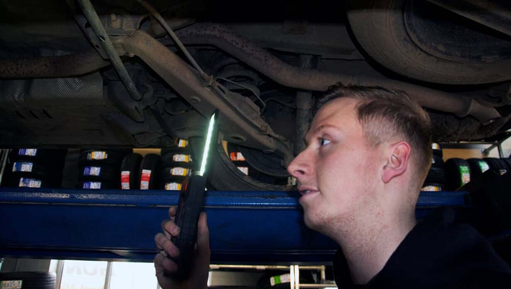 MOT centre for cars and vans Walsall Wood